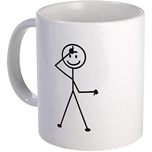 Loser Mug Taza de café única, taza de café