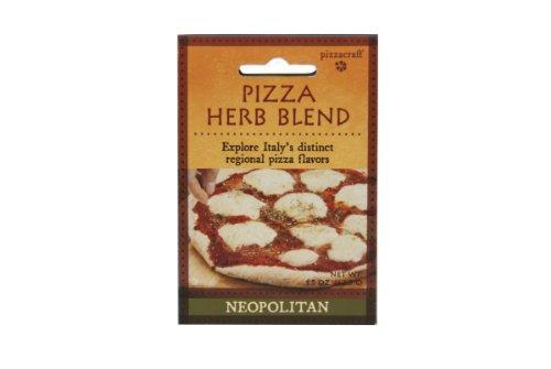 Pizzacraft Mélange d'herbes aromatiques pour Pizza napolitaine 42 g