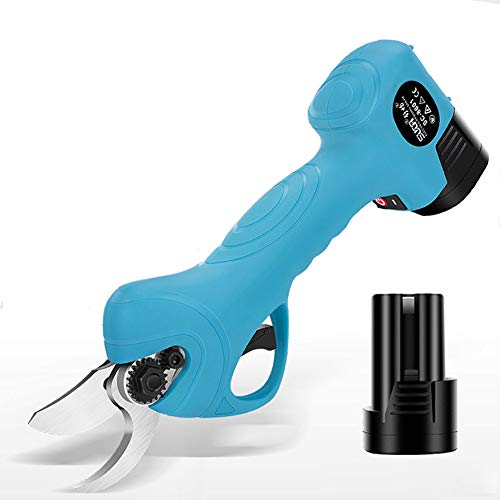 Lowest Prices! Cordless Electric Pruner - Gardening Pruning Shears, Branch Cutter, Garden Lopper, He...