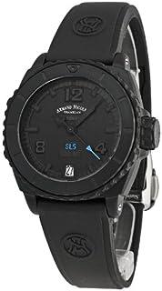 Armand Nicolet - 9615N-NR-G9615N - Reloj de Pulsera Mujer, Caucho, Color Negro
