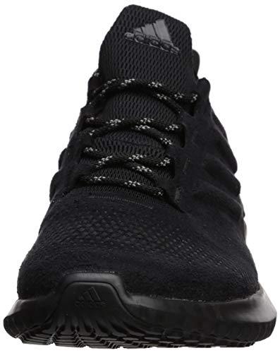 adidas Women's Alphabounce CR, Core Black/Core Black/Core Black, 14 M US