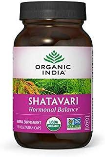 Organic India Shatavari Capsules - 120