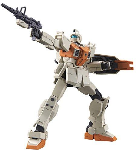 Bandai Hobby HGUC 1/144 GM Ground Type MS Gundam: 08th MS Team Action Figure
