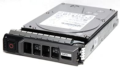 Dell Compatible 2TB 3.5inch Enterprise Serial ATA (7200 RPM) Hard Drive W/ Tray for PowerEdge R310, R320, R410, R415, R510, R515, R710, R320, R420, R520, R720 and R720xd Servers.