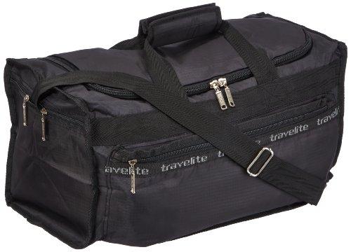 Travelite MiniMax S Sac de voyage compressible Noir 46 x 25 x 23 cm 24 l