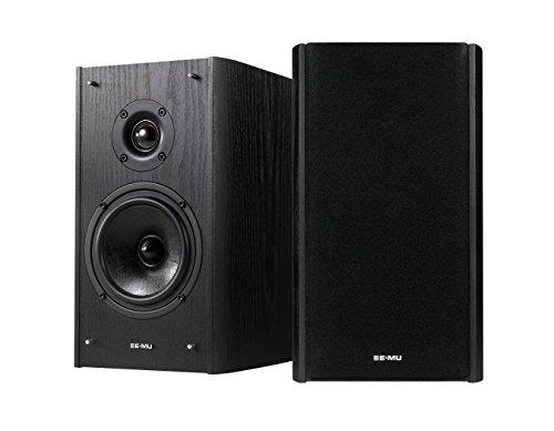 Creative 70EM911000000 PC-Lautsprecher EMU XM7 (Pair) 6 Ohm, 60 W RMS, 50 Hz-25 kHz schwarz