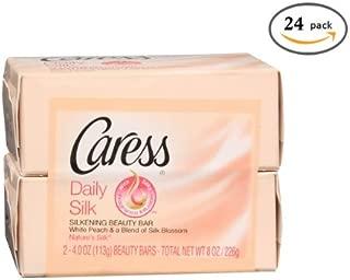 Caress Daily Silky Beauty Bar, 2 Bar (Pack of 24)