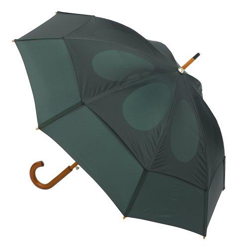 GustBuster Classic 48-Inch Automatic Golf Umbrella (Hunter)