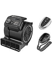 Vacmaster Cardio54 Gym Vloerventilator met afstandsbediening Koelventilator Stille ventilatoren
