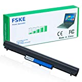 FSKE® VK04 695192-001 Batería para HP Pavilion 14 15 Ultrabook Pavilion Sleekbook 14 15 Series HSTNN-YB4D Notebook Battery 14.4V 2500mAh 4 Células