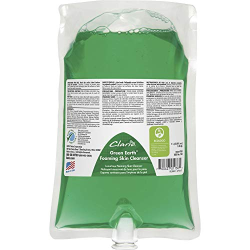Betco Clario Luxurious Foaming Skin Cleanser, Green -  Betco Corporation, 7812900