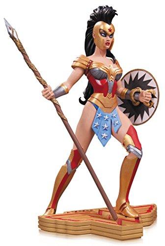 DC Collectibles Mulher Maravilha A Arte da Guerra Mulher Maravilha por Amanda Conner Estátua