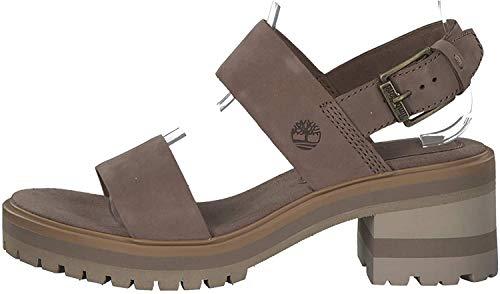 Timberland Sandalo Donna 0A2242 PESD 929 Taupe, 39.5