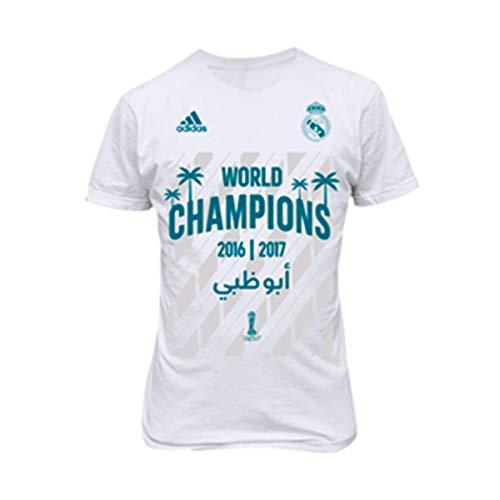 adidas Real Madrid FIFA World Champion 2017, Camiseta, White