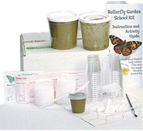 Caterpillar & papillon Garden - Refill Voucher for School Kit