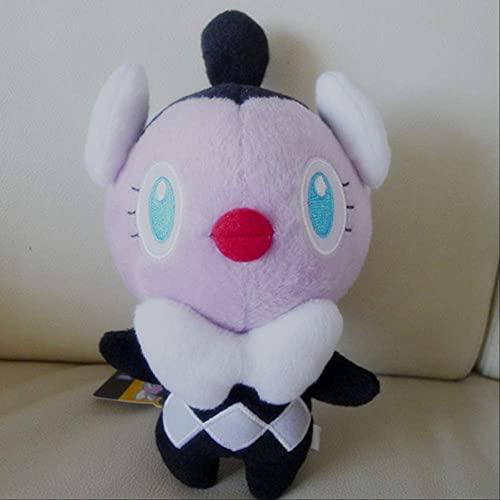 LHAHGLY Pokemon Go Plüschfüllte Puppe Gothita Anime Figure für Kinder Pokemon Kuscheltier