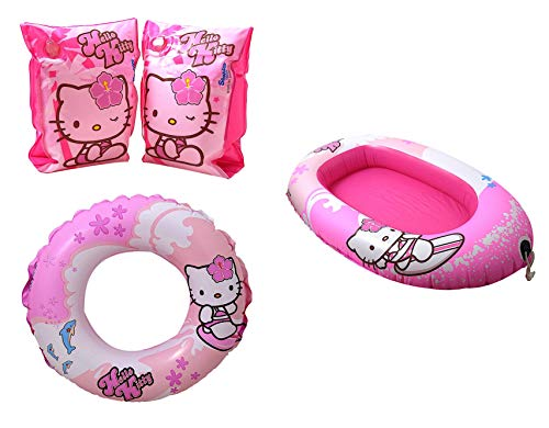 Mondo 16320 Hello Kitty Swimming Ring by Mondo