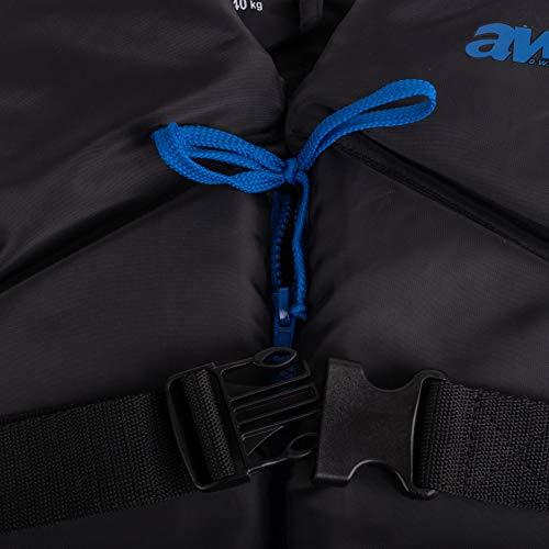 AWN Black Edition 50 N Feststoffweste - 7