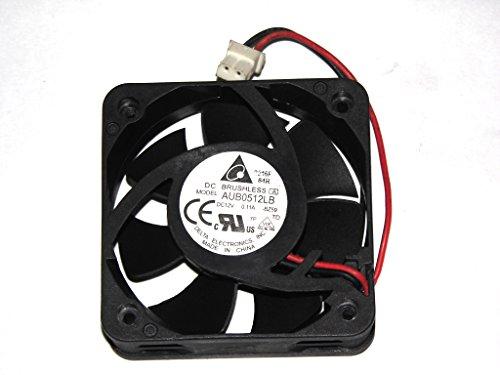 Price comparison product image 50 * 50 * 15mm AUB0512LB -BZ59 12V 0.11A 2Wire 5cm Cooling Fan
