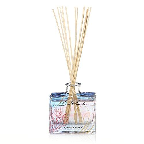 Yankee Candle Signature Reed Diffusor, Pink Sands, hält bis zu 8 Wochen