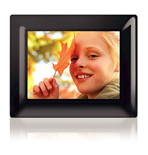 Philips 6FF3FPB/37 5.6-inch LCD Black Digital Photo Frame Digital Frames Picture