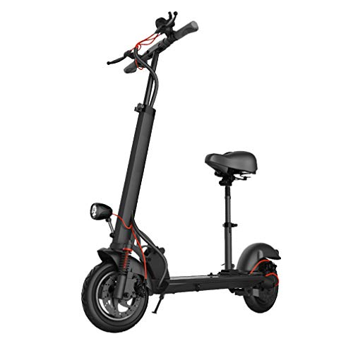 Best Deals! YANG Electric Scooters Seated Scooters,200 kg Max Load, 48V Lithium Battery, 500 W with ...