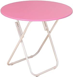 modo Table Pliante À La Maison Table De Salle À Manger Simple Portable, Facile À Assembler Et À Nettoyer, Adaptée Au Salo...