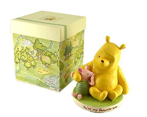 Disney Classic Winnie l'Ourson-Tirelire Winnie l'Ourson et Porcinet