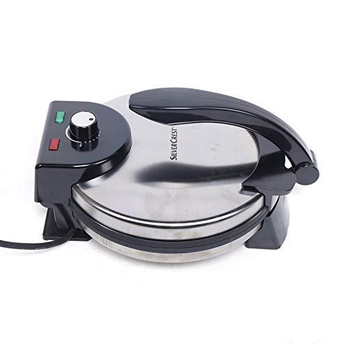 Elektrische Chapati Roti Maker Fladenbrot Pizza Tortilla Maker 2000W 220V Werkzeug zur Herstellung von Chapati, Tortilla, Roti