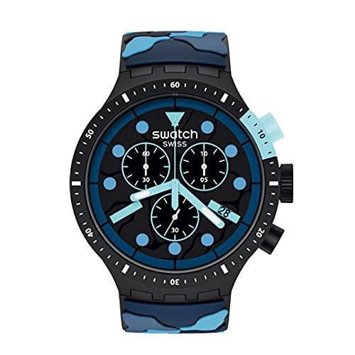 Reloj Swatch Big Bold Chrono SB02B408 ESCAPEOCEAN