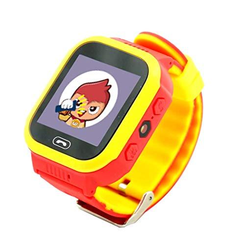 Kinder telefoonhorloge, K10 GPS LBS WIFI drievoudig positioneringshorloge
