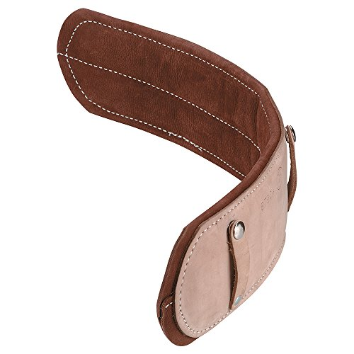 Klein Tools 87904 22-Inch Leather Cushion Belt Pad