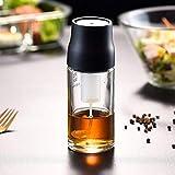 GWXLD Aceitera Prueba De Fugas, Dispensador Aceite Profesional Presión del Aire Spray Aceite Cocina