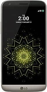 LG G5 32GB Unlocked GSM - Titan (Renewed)