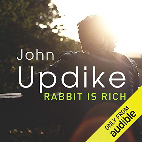 Rabbit Is Rich audiobook cover art