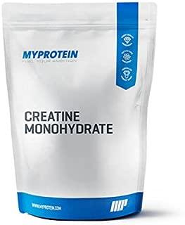 マイプロテイン クレアチン一水和物粉末 (ノンフレーバー, 500g)
