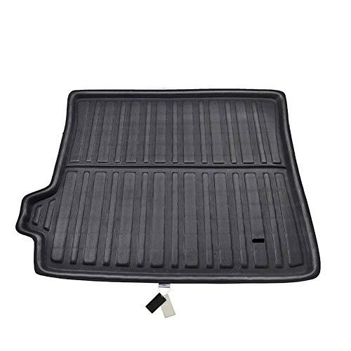 Alfombrillas para maletero For Jeep Grand Cherokee WK2 2011-2019 Car Liner posterior del tronco del cargador del cargo alfombra del piso de la bandeja de protección de alfombras 2012 2013 2014 2015 20