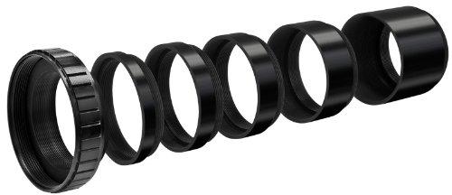 Bresser CCD Adapter SC/T2 Kamera Adapter (geeignet für Schmidt-Cassegrain oder ACF Teleskope zum Anschluss einer Kamera)