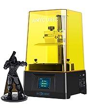ANYCUBIC Photon Mono SE, 3D-printer, UV-lichthardend, LCD SLA Resin 3D-printer met 6 inch 2K monochroom LCD en UV-koelsysteem, app-afstandsbediening, max afdruksnelheid 80 mm/u, bouwvolume 130 x 78 x 160 mm