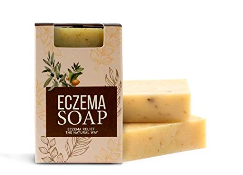 Conzerol Organic Eczema Soap Body Wash with Essential oils