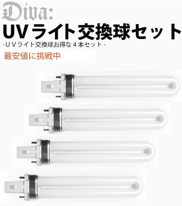 革新壮大な料理UVライト36W 交換ライト ランプ 4本セット