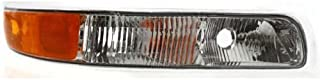 Make Auto Parts Manufacturing - PASSENGER SIDE PARKING/CLEARANCE LIGHT ASSEMBLY; UNDER THE HEAD - GM2521173
