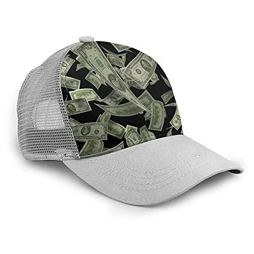 VJSDIUD Sombrero Baseball Cap Men Women - Classic Adjustable Hat - Black Scorpion