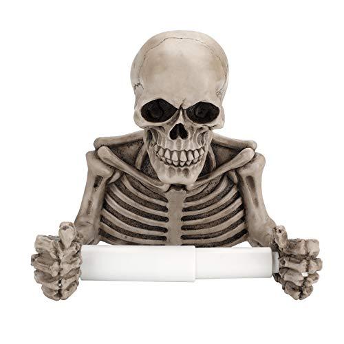 Top 10 best selling list for standing skeleton toilet paper holder