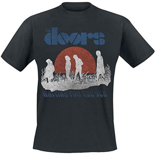 The Doors WFTS Coaches Männer T-Shirt schwarz XXL 100% Baumwolle Band-Merch, Bands, Nachhaltigkeit