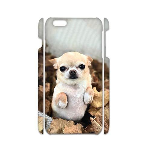 Generic Compatible For Cajas De Teléfono Abs Duros Tener Chihuahua 2 Hombres Leve Apple Apple iPhone 5/5s se