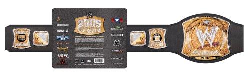 WWE - 2005 Collector's Edition Boxset