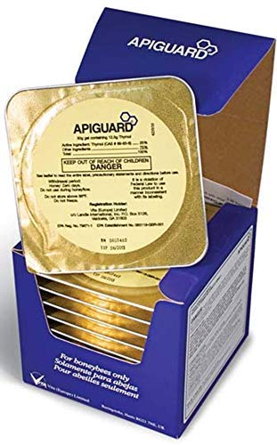 Apiguard 10 Pack for Varroa Mite Control