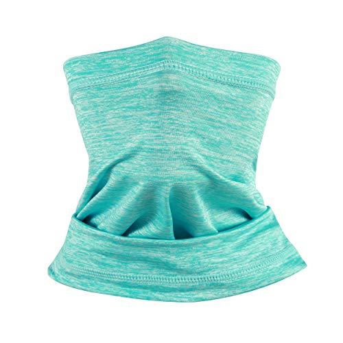 Ligart Cooling Neck Gaiter,Face Scarf Mask,Cloth Face Masks,Breathable Bandana,Sun UV Protection