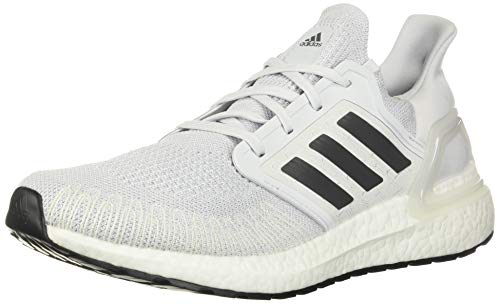 adidas Men's Ultraboost 20 Running Shoe, Dash Grey/Grey Five/FTWR White, 5 UK